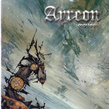 Ayreon - 2008 - 01011001